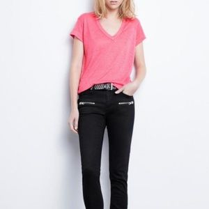 Zadig and Voltaire Wass Burn Tee